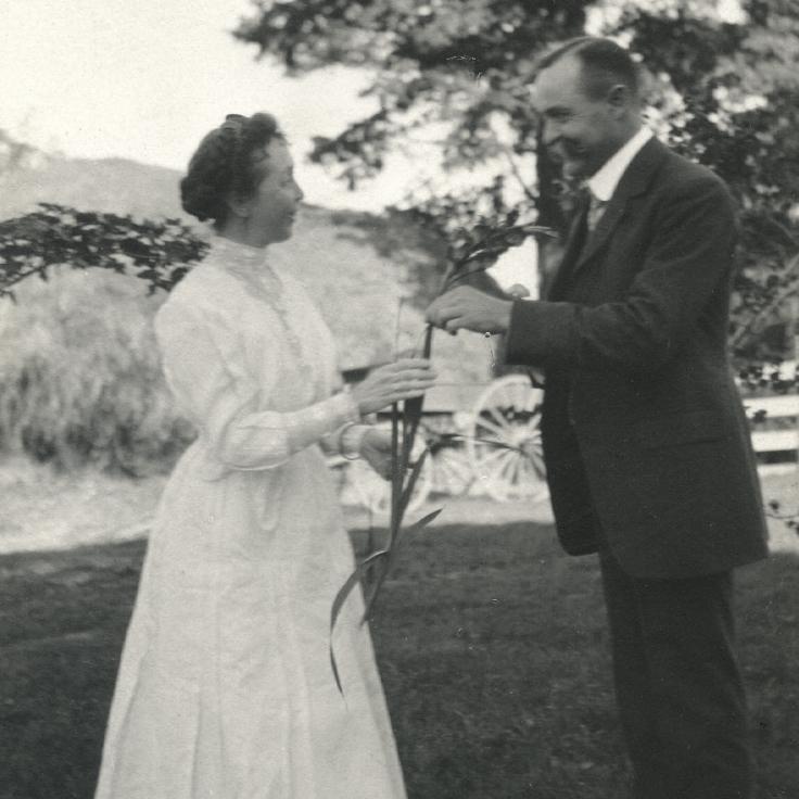 Clara Hussey Gatsby Era